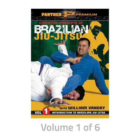 Essential Concepts of Brazilian Jiu-Jitsu - BlackBeltShop