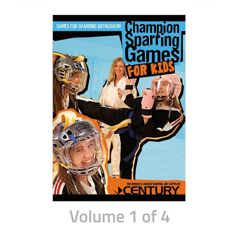 Champion Sparring Games for Kids DVDs - BlackBeltShop