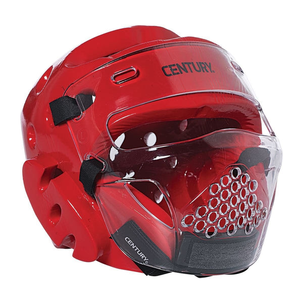 attached CENTURY  Evolution Face Shield
