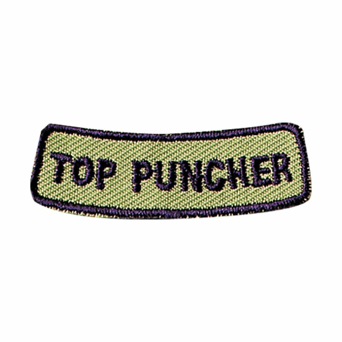 top puncher