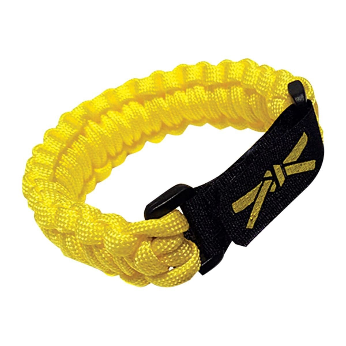yellow Paracord Rank Bracelet