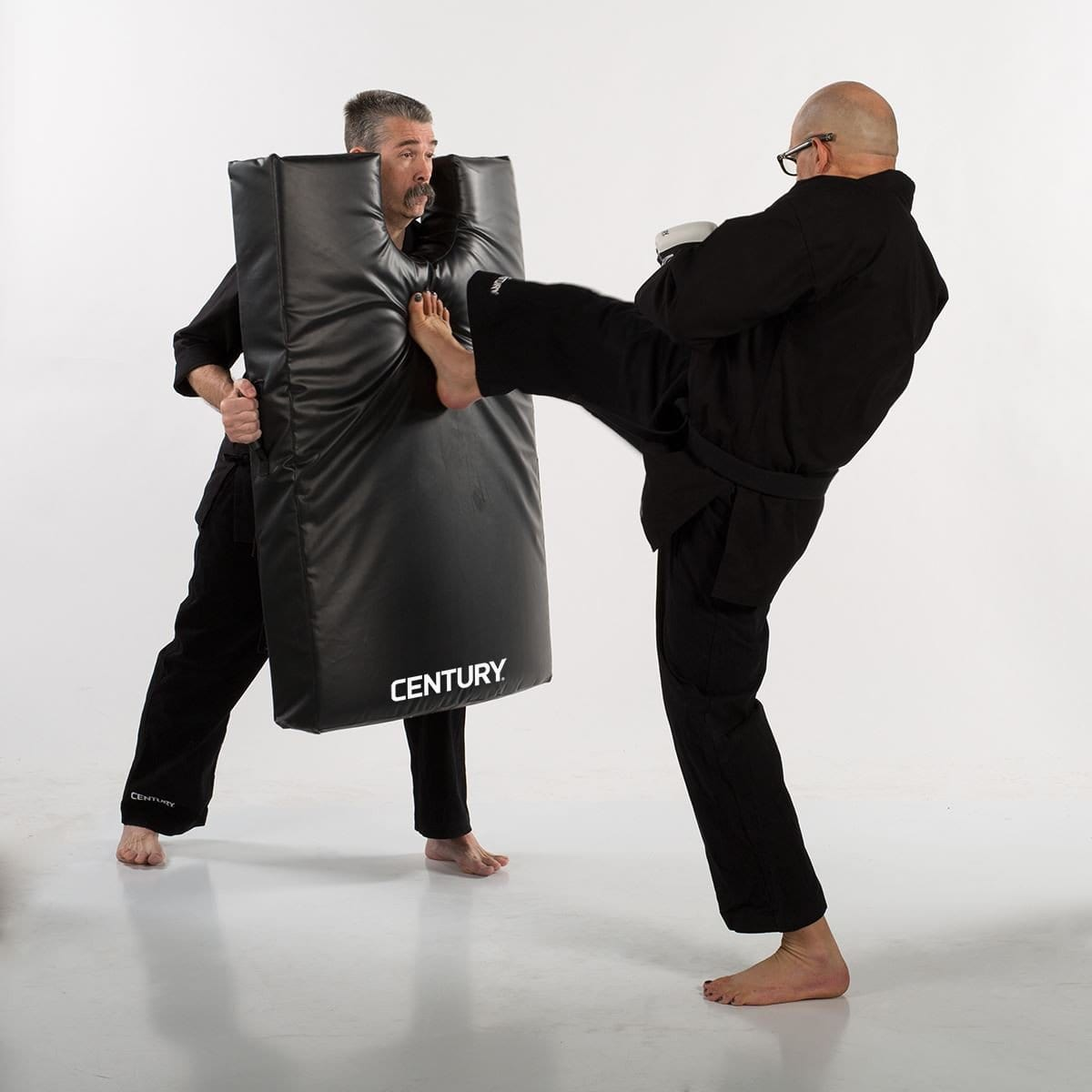 Full Body Spartan Coaches Shield - BlackBeltShop