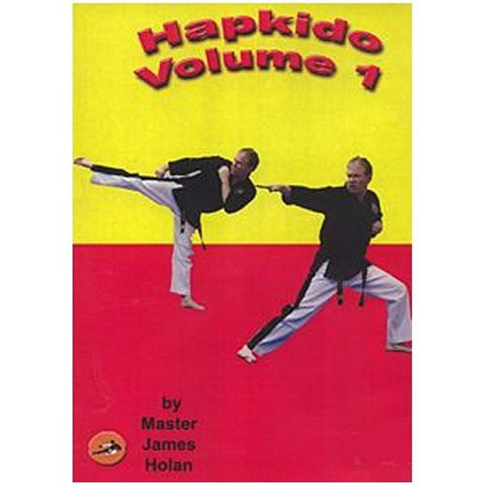 Hapkido Training DVD  Video karate by James Holan vol 1 - BlackBeltShop