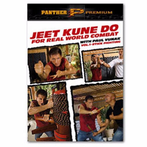 Jeet Kune Do for Real-World Combat DVD - BlackBeltShop