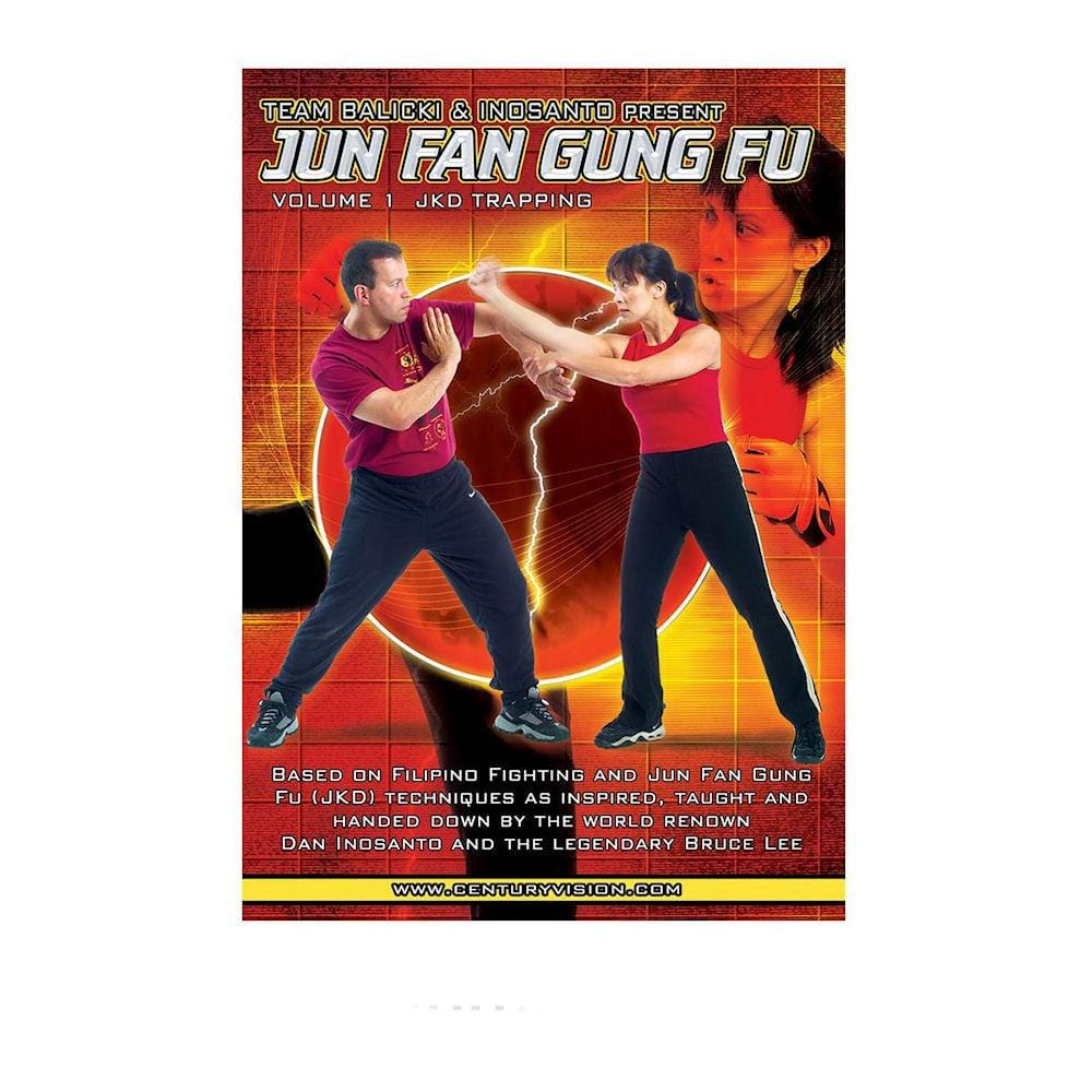 Ron Balicki and Diana Inosanto: Jun Fan Gung Fu DVD's - BlackBeltShop