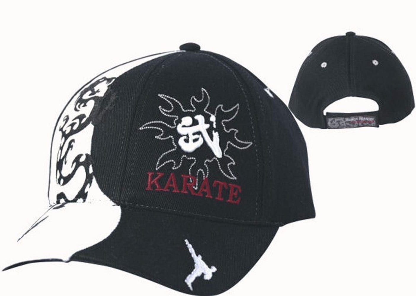 Karate Dragon Hat - BlackBeltShop