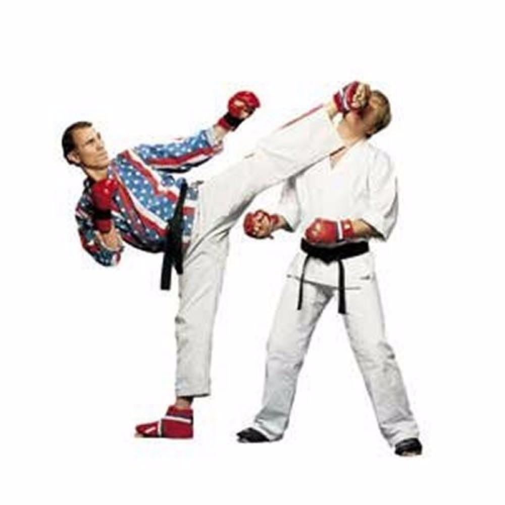 Karate With Bill Superfoot Wallace Series Titles Training DVDs - BlackBeltShop