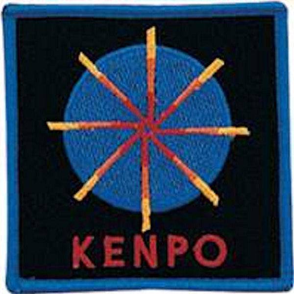 Kenpo Wheel Patch
