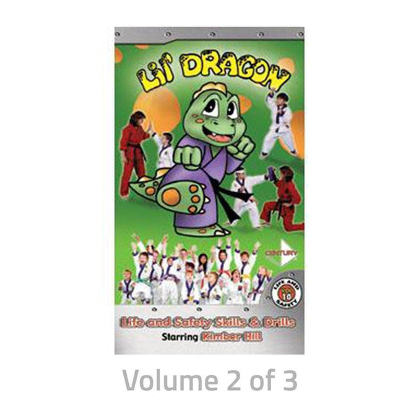 Kimber Hill's Lil' Dragon Instructor Series DVD's