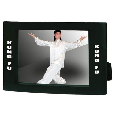 Kung Fu Black Picture Frame tc99-TEMP3KF - BlackBeltShop
