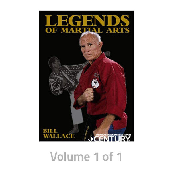 Legends of Martial Arts with Bill Superfoot Wallace  DVD