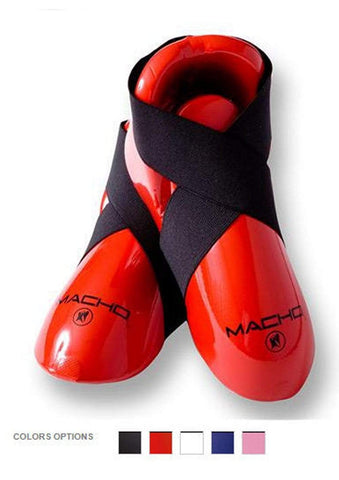 Macho Dyna Sparring Boots- Kicks martial arts TaeKwonDo - BlackBeltShop