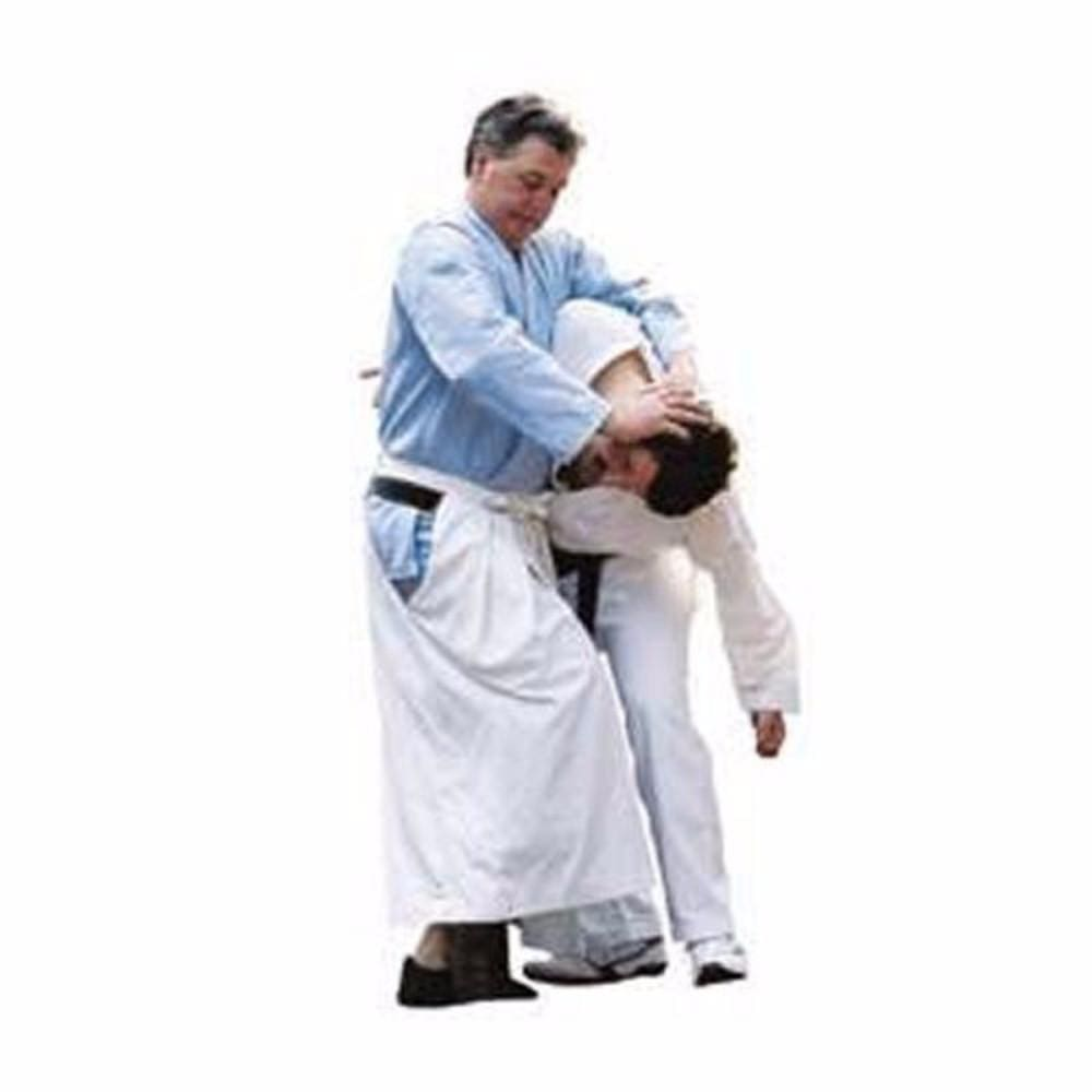Master Robert Liedke Safe Escape Aikido Series Titles Training DVDs