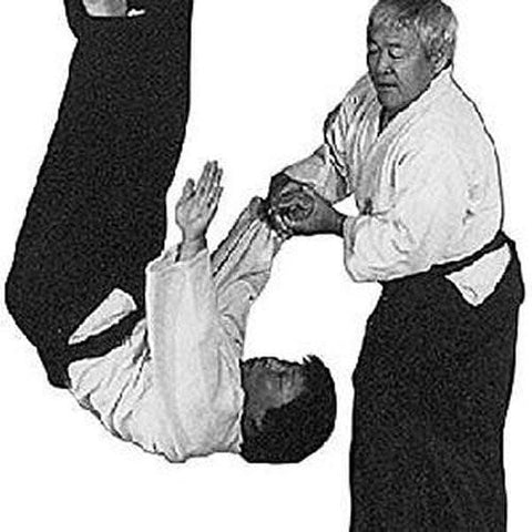 Mastering Aikido with Japanese Master Ken Ota Series Titles training  dvd - BlackBeltShop