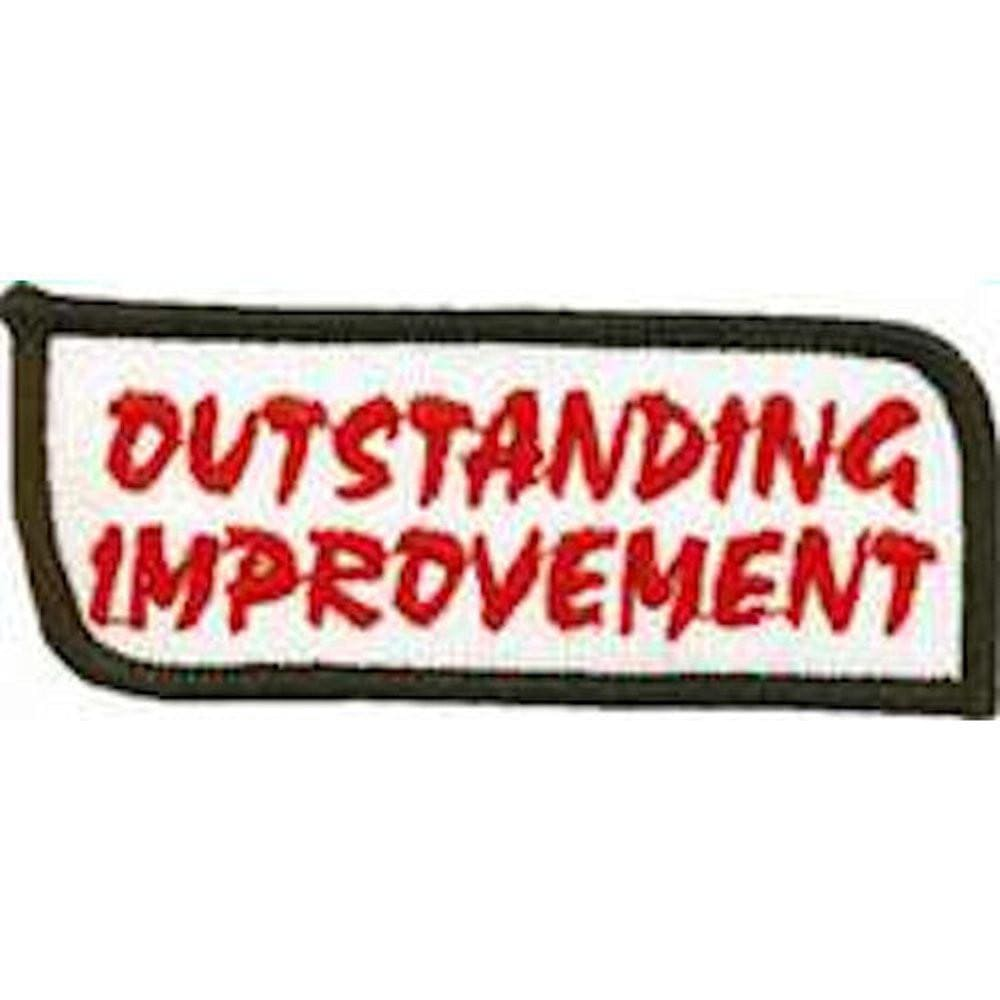 Outstanding Improvement Patch b2505 - BlackBeltShop