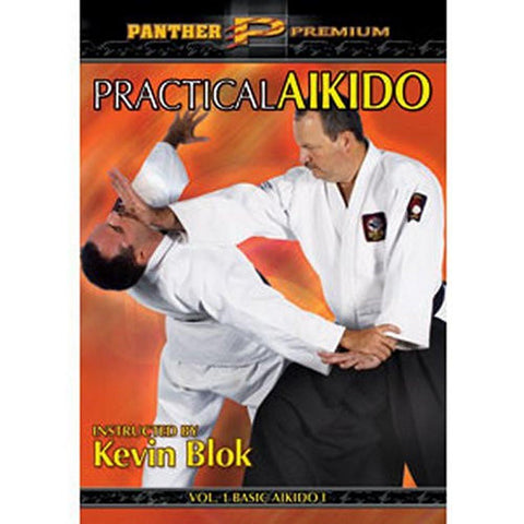 Practical Aikido DVD - BlackBeltShop