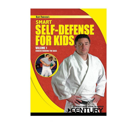 Scott Templeton: Smart Self Defense For Kids Series Titles DVD's - BlackBeltShop