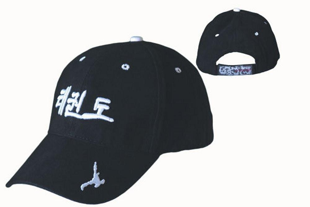 TaeKwonDo Kicker Hat back view