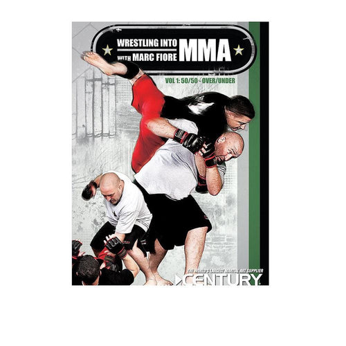 Wrestling into MMA with Marc Fiore DVD's - BlackBeltShop