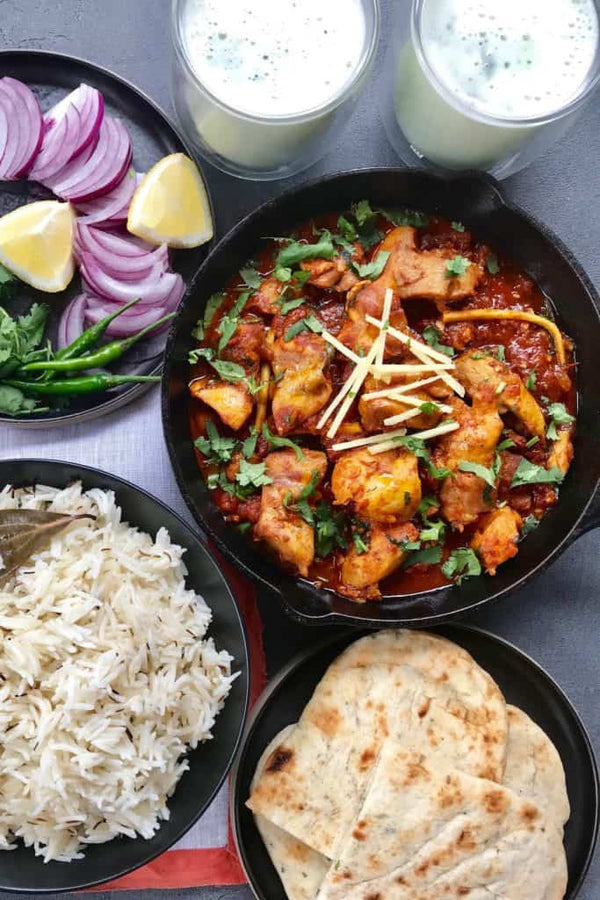 A Quick and Simple Chicken Karahi Recipe to Satisfy Your Meat Cravings