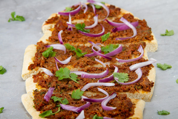 Lahmacun: Yummy Turkish Pizza