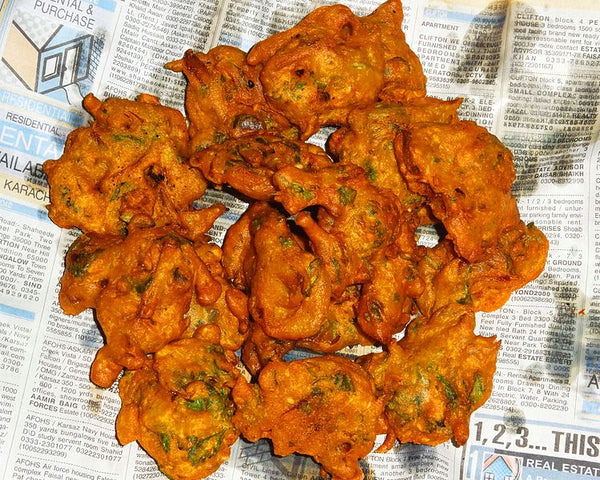 Pakistani Pakora Recipe Is Your Perfect Tea Time Snack