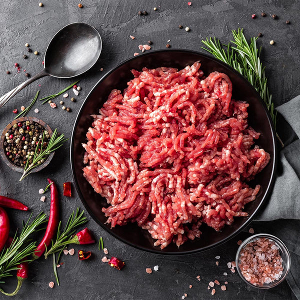 Halal Ground Beef - Boxed Halal