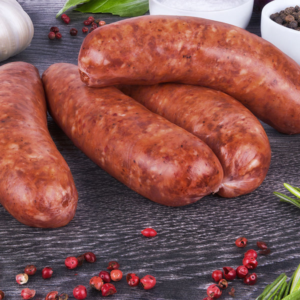 Halal Polish Sausages - Boxed Halal