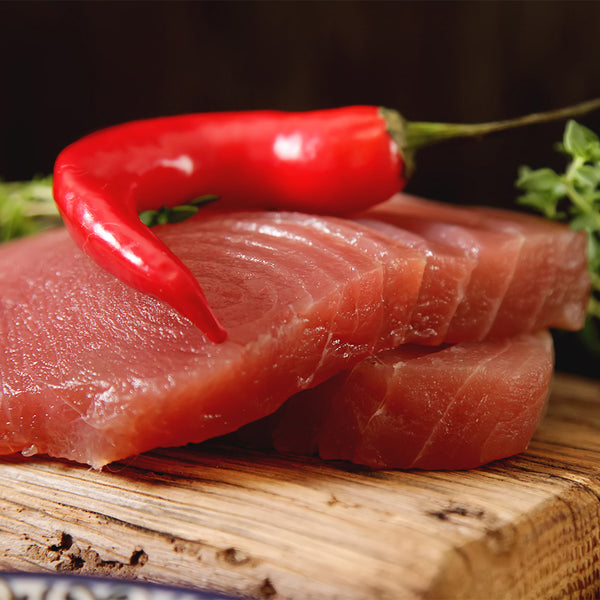 Ahi Tuna Steaks - Boxed Halal
