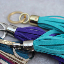 Load image into Gallery viewer, Tassel Keyring