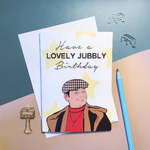 Load image into Gallery viewer, Del Boy Birthday Card