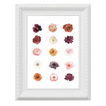 Load image into Gallery viewer, Floral Polka Dot