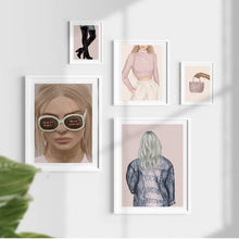 Load image into Gallery viewer, You're Limited Edition Fashion Print
