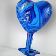 Load image into Gallery viewer, Pour your little blue heart out