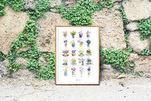 Load image into Gallery viewer, Spring Flowers Art Print