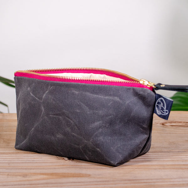Charcoal Grey Bag No. 1 - The Essentials Bag