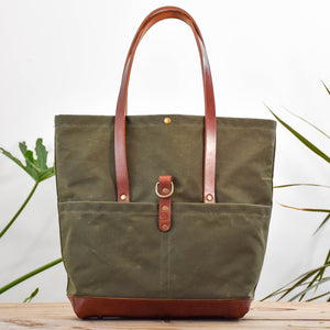 Olive Bag No. 3 - The Everywhere Bag