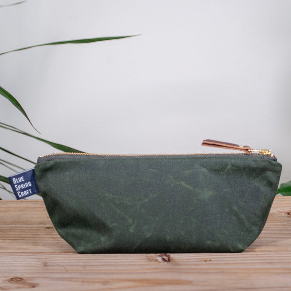 Forest Green Bag No. 1 - The Essentials Bag