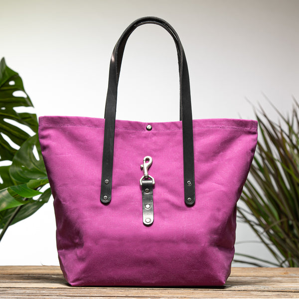 Fuchsia Bag No. 3 - The Everywhere Bag