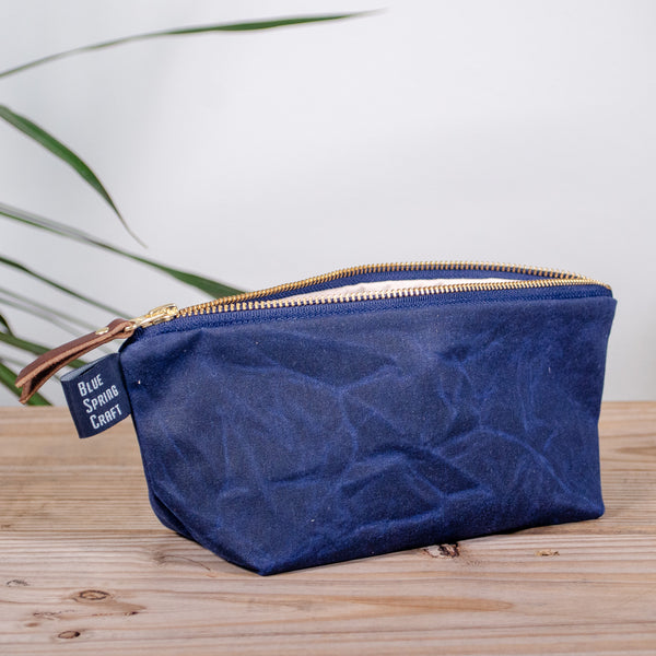 Navy Blue Bag No. 1 - The Essentials Bag