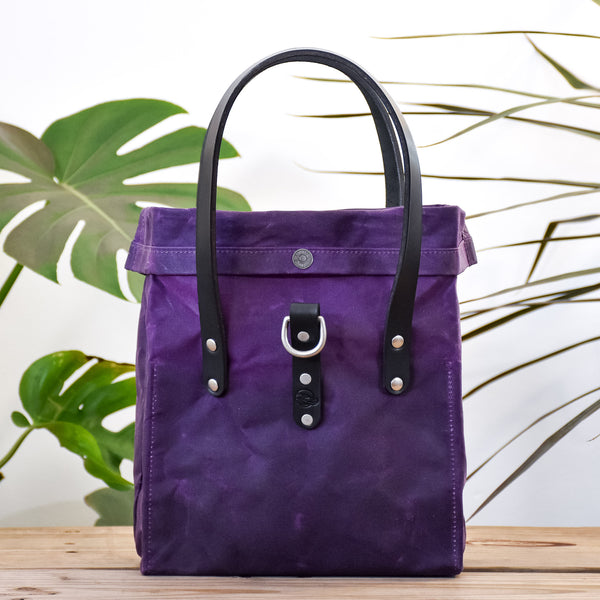 Purple Bag No. 2 - On the Go Bag