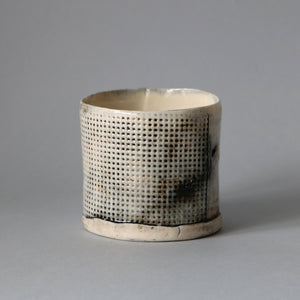Audrey Hammett Pin Pricked Pot