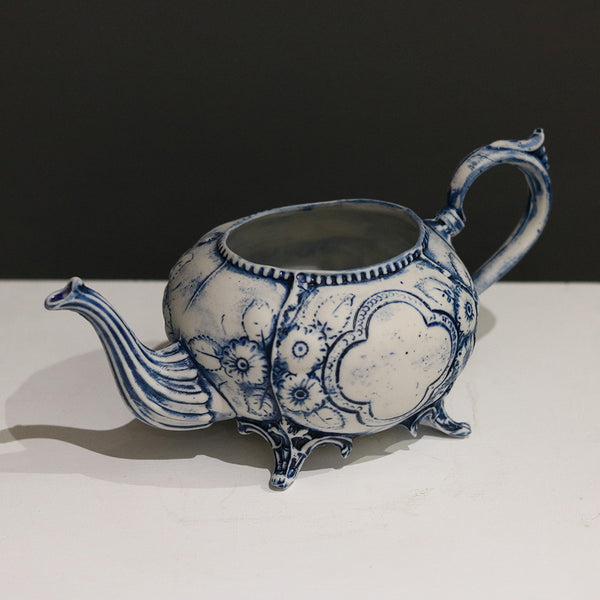 Heritage Teapot by Chris Inder