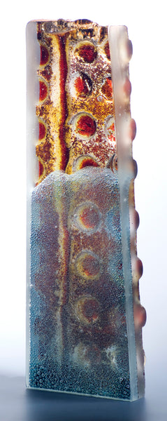 Ewa Wawryzniak Glass sculpture