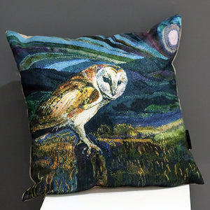 Sitting Pretty cushion by Rachel Cushion