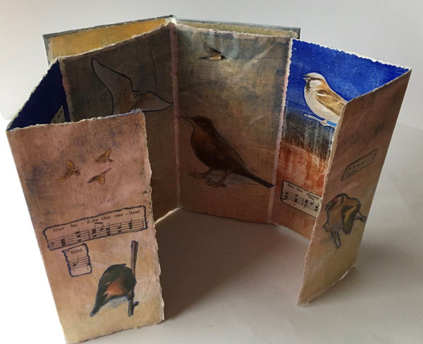 Artists Book by Heather Hunter