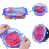 Got It Covered - Silicone Bowl Cover Sets