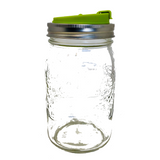 Sippy Snap Lids - Wide Mouth