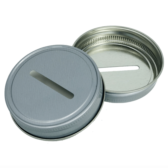 Coin Slot / Razor Dispenser Lids - Regular Mouth