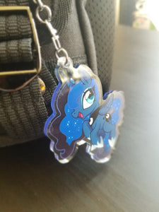 The Royal Sisters Keychains